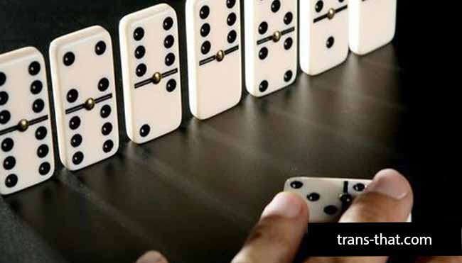 The Order of the Domino99 Online Gambling Game